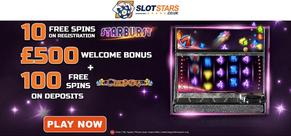10 Free Spins No Deposit Required At Slotstars Casino Best